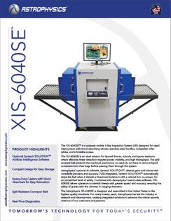 XIS-6040SE