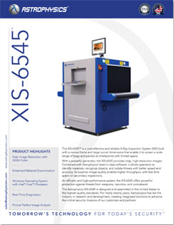 XIS-6545