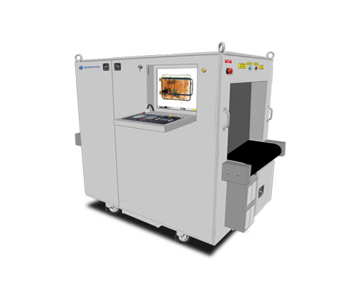 checkpoint security machine