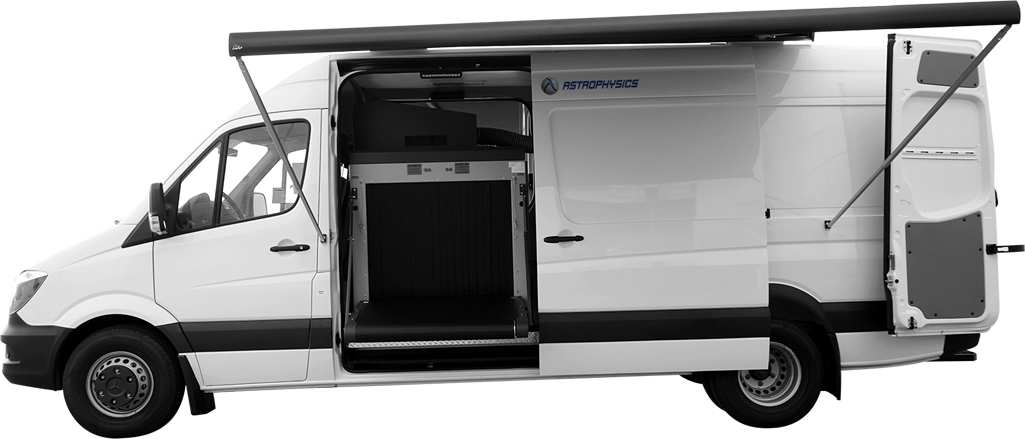 mobile x ray scranners