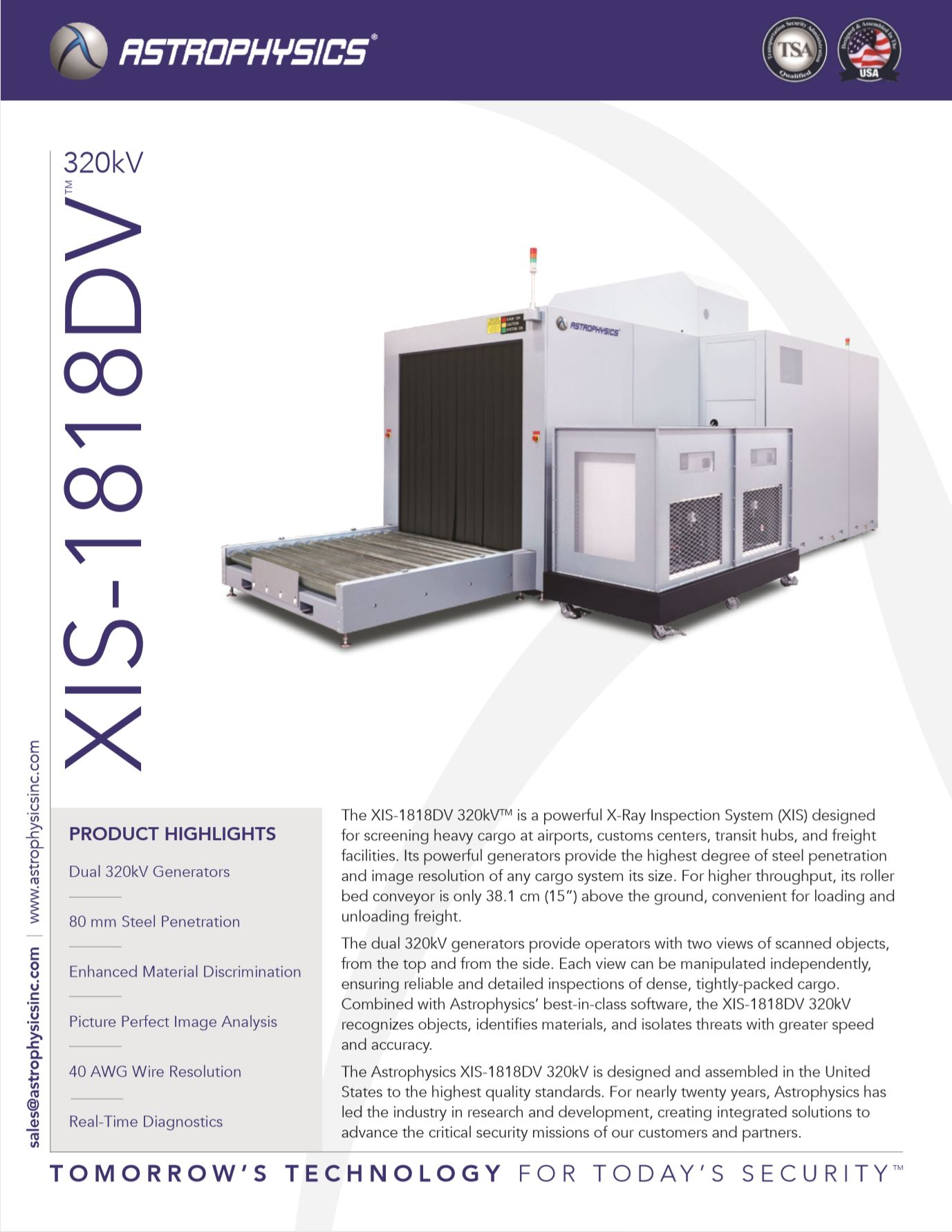 XIS-1818DV