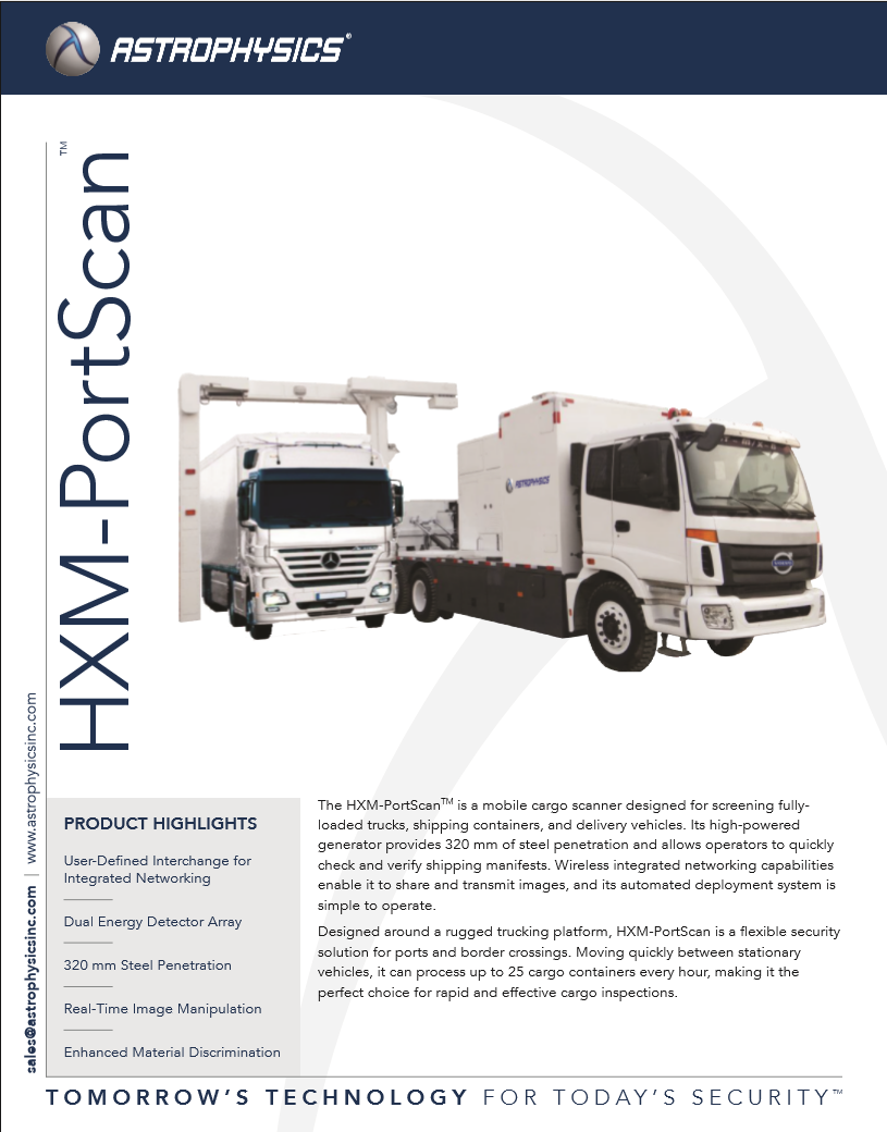HXM-PortScan™